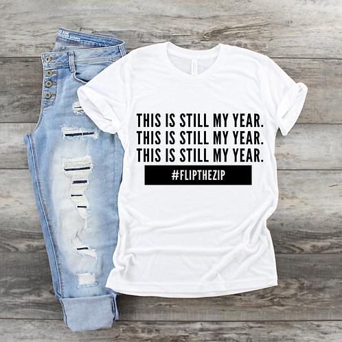 My Year (White)
