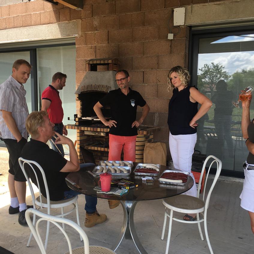 Barbecue chez Joffrey