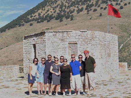L'Albanie, notre premier voyage de cohésion