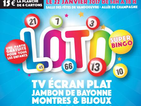 Loto Héré, 2ème édition