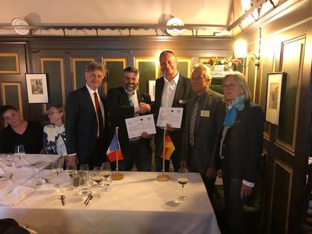 Jumelage avec le Rotary Club Karlsruhe Baden