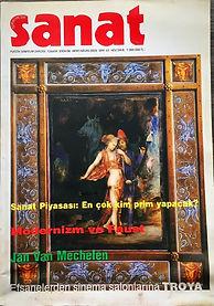 Türkiye'de Sanat Dergisi,Modernizm ve Faust, Goethe, Sanat, Başak Kamacı, Başak Kamacı Budak, Sanat Tarihi, Art History, Felsefe, Sanat, Edebiyat, Plastik Sanatlar, Sanat Tarihçisi, Didim, Didim Belediyesi, Katı Olan Her İey Buharlaşıyor, kapitalizm, Marshall Berman, Walter Benjamin, Modernizm