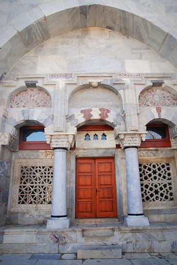 Balat, İlas Bey Camii, Balat İlyas Bey Camii, Külliyesi, Milet Antik Kenti, Didim, 610 yıllık cami, Başa Kamacı Budak, Didim, tarih, sanat, kültür, meandros, meandros derneği. milt müzesi, söktaş