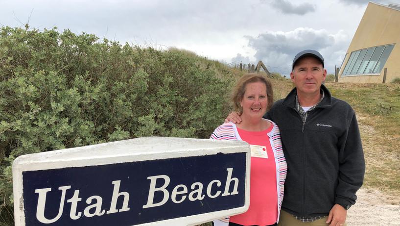 75th Anniversary of D-Day, Utah Beach