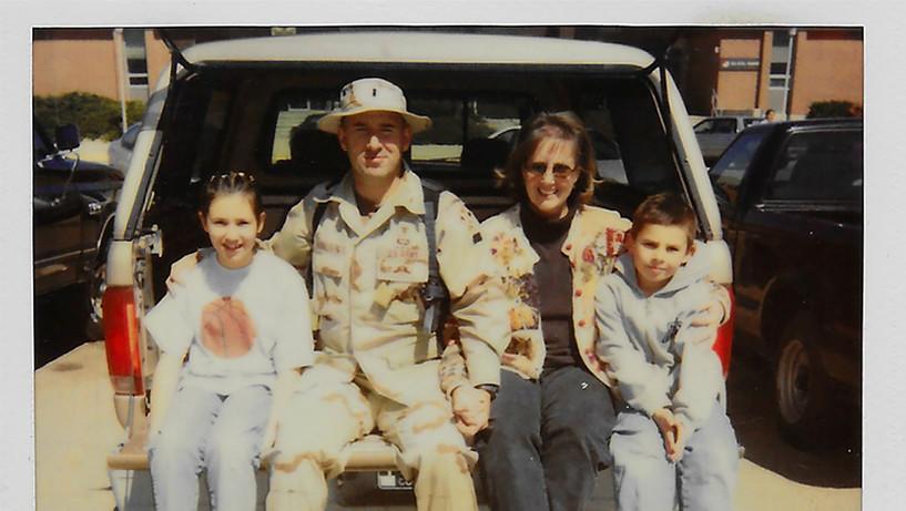 First Deployment to Iraq