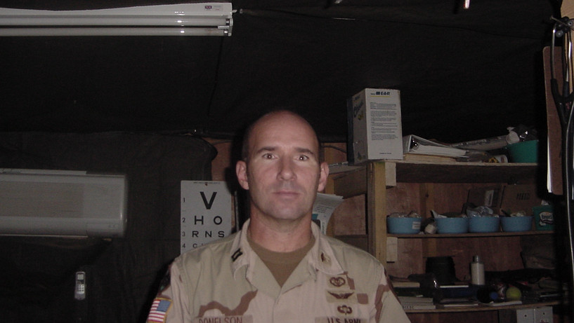 Second Deployment to Iraq