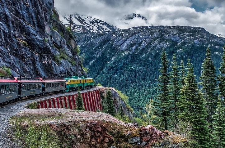TEDS White Pass Railway Alaska  (1 of 1)