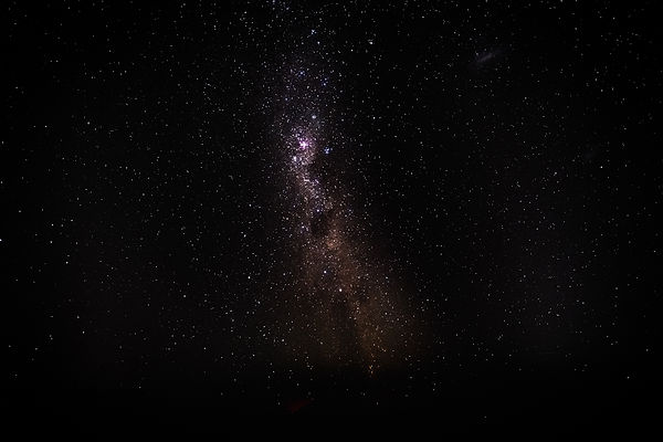 lake tyrell star gazing seats night view