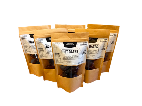 Hot Dates 6 Pack