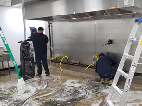 Top Benefits of Commercial Kitchen Deep Cleaning