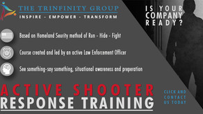 IS YOUR ORGANIZATION READY FOR AN ACTIVE SHOOTER SITUATION?