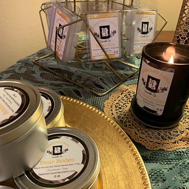 August and Ivy Candles