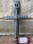 Rugged Metal Cross