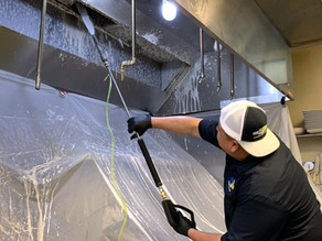Commercial Hood Vent Cleaning - Why and How Often?