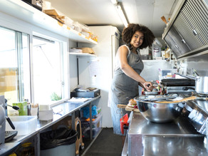 3 Ways to Ensure a Clean Food Truck Kitchen