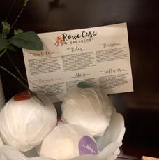 Raw Organic Soaps