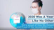 Goodbye 2020 - Hello 20121