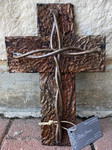 Twisted Wire Cross