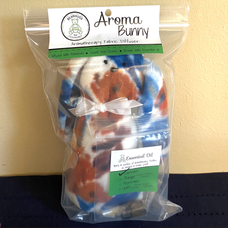 Aroma Bunny - Patchwork