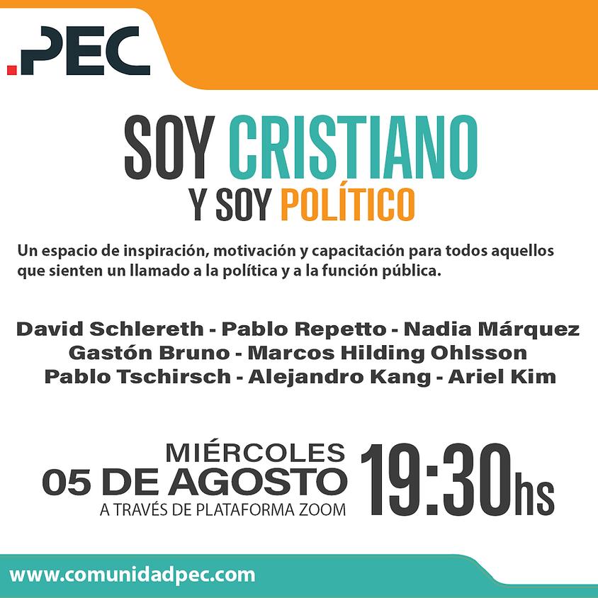 SOY CRISTIANO Y SOY POLÍTICO