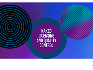Naked Licensing and Quality Control