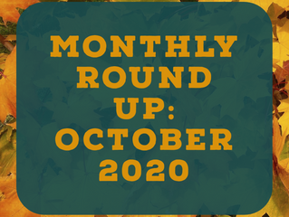 Monthly Round UP-October, 2020