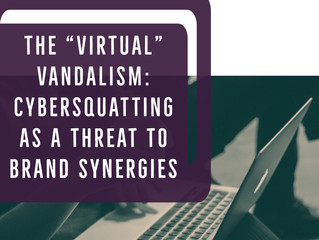"THE ""VIRTUAL"" VANDALISM: CYBERSQUATTING AS A THREAT TO BRAND SYNERGIES"