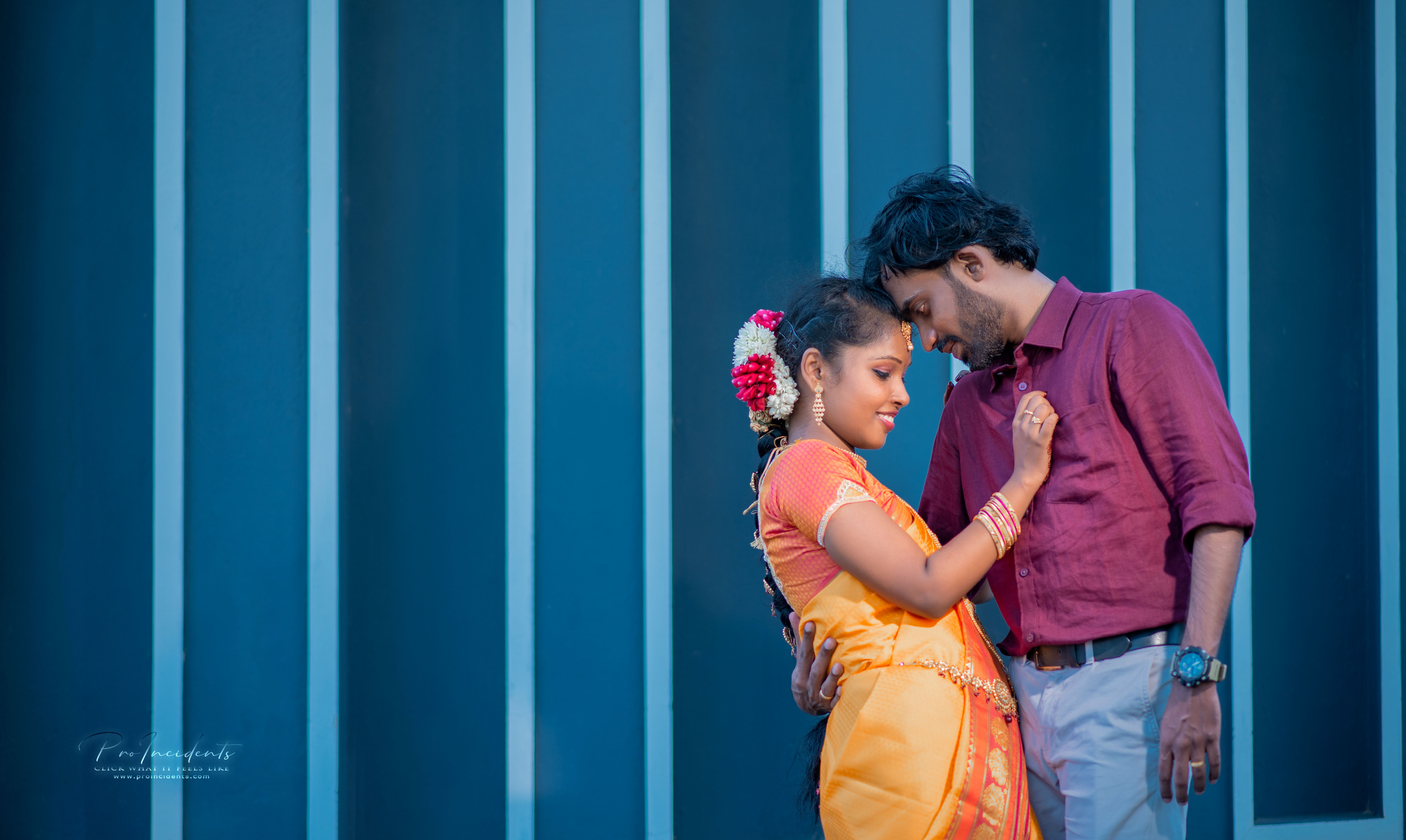 Hindu wedding Traditional Engagement Photography