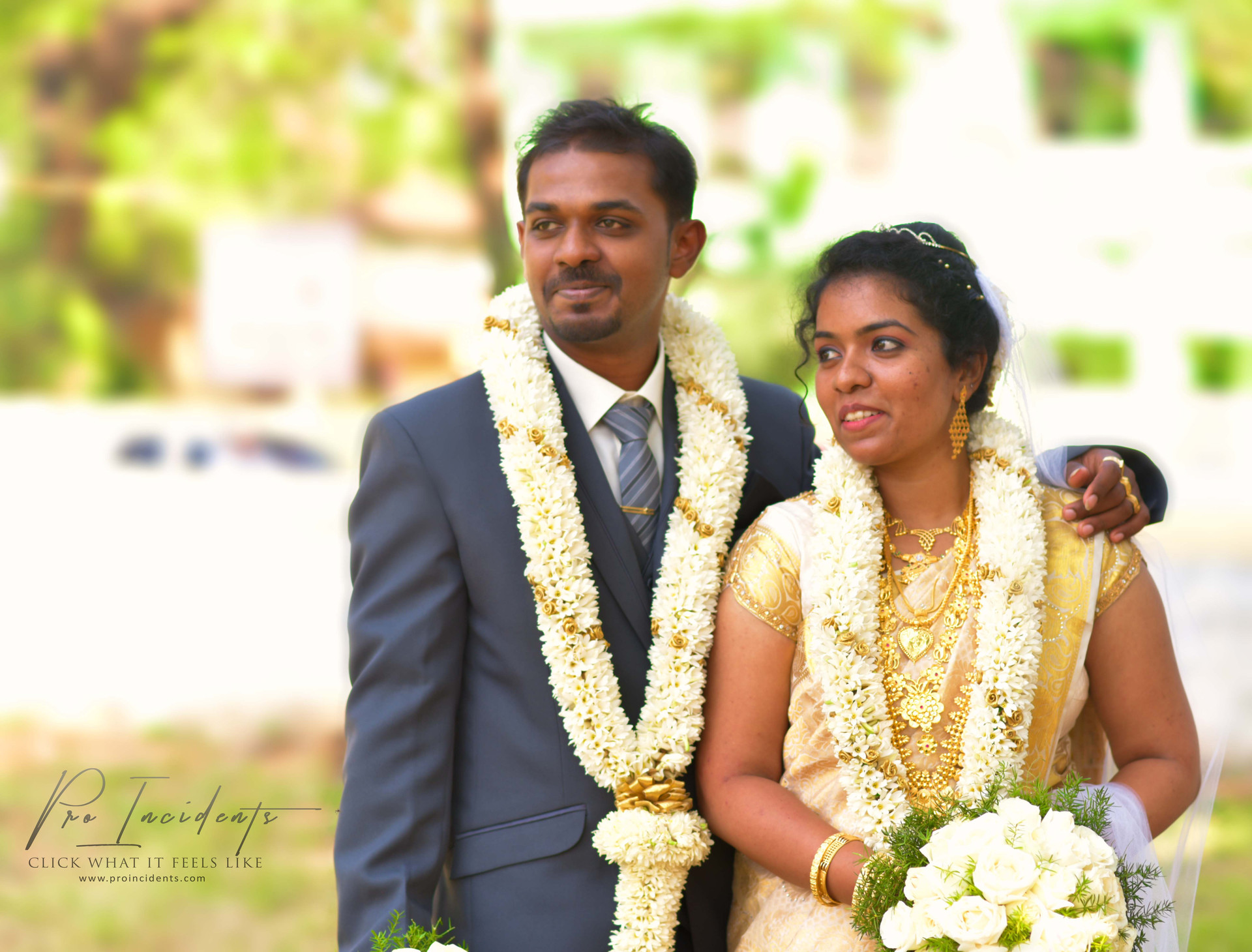 Newlywed Couple First photography CSI Marriage Nagercoil