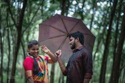 Outdoor Shoot Couple