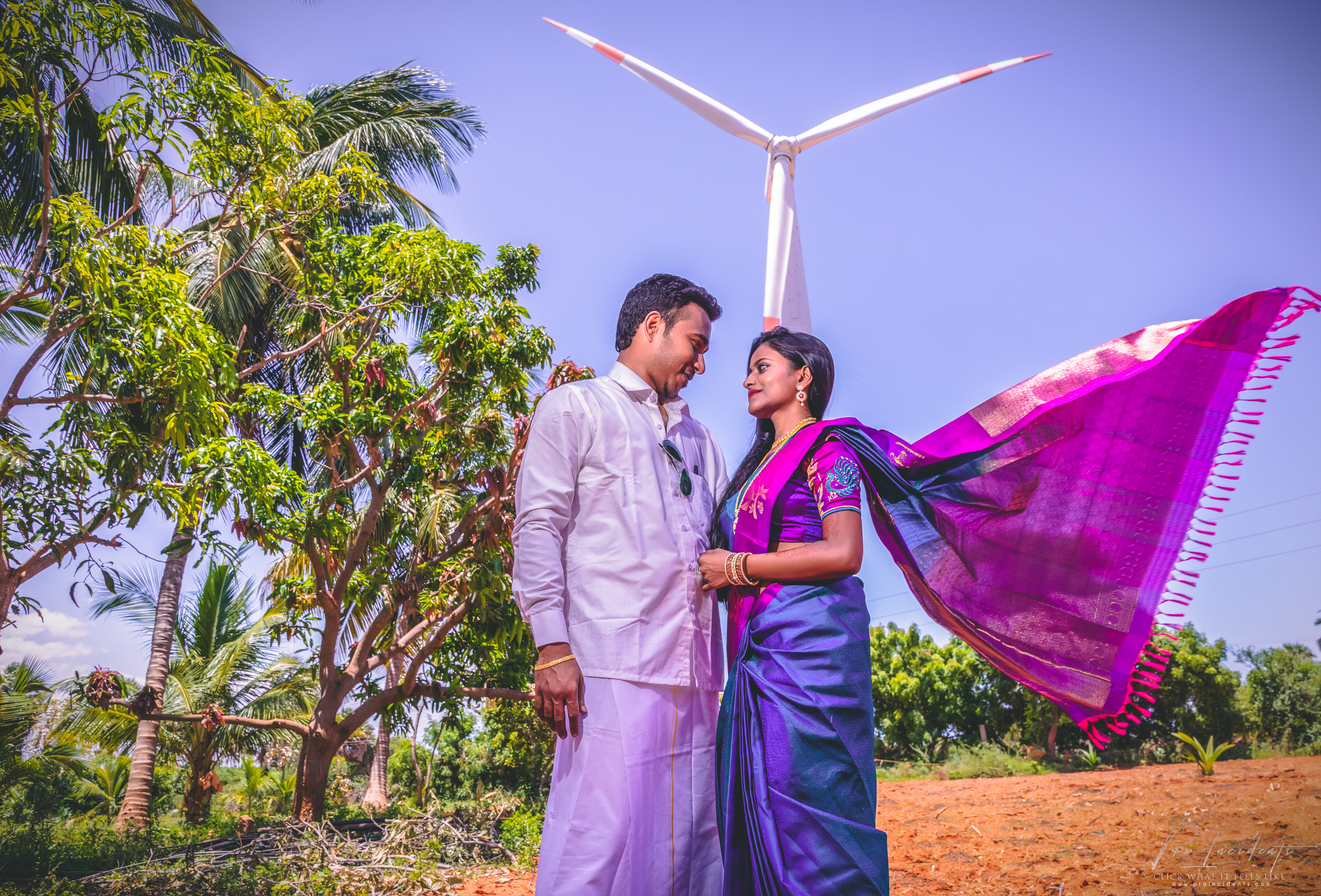 Cinematic couple outdoor Photo Shoot