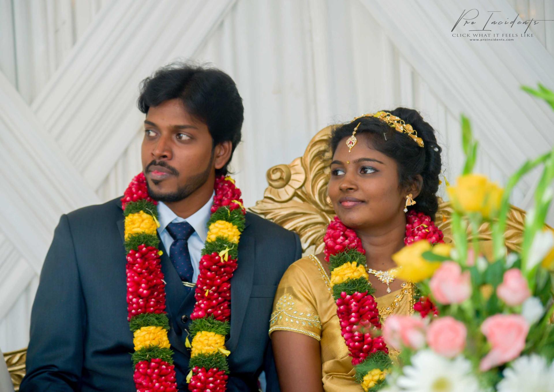 Catholic wedding candid Marthandam