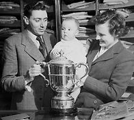 G Livingston, Gold Medal, 1954