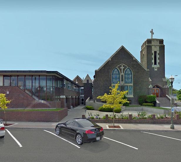 First Methodist ChurchAddition