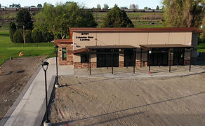 Columbia Park Golf Clubhouse Progress Video