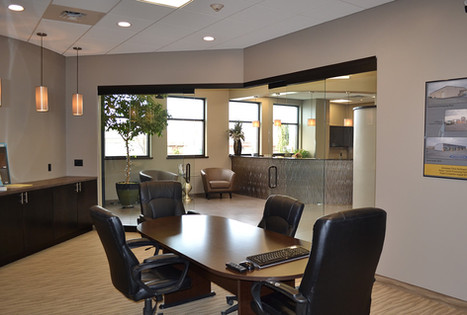 G2 Construction Office & Leasable Tenant Space