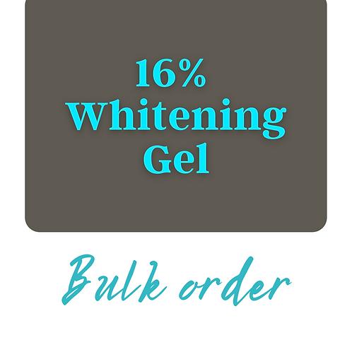 16% BULK ORDER
