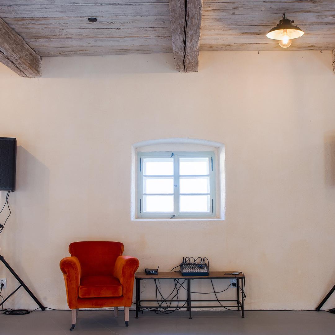 Špejchar - velký sál