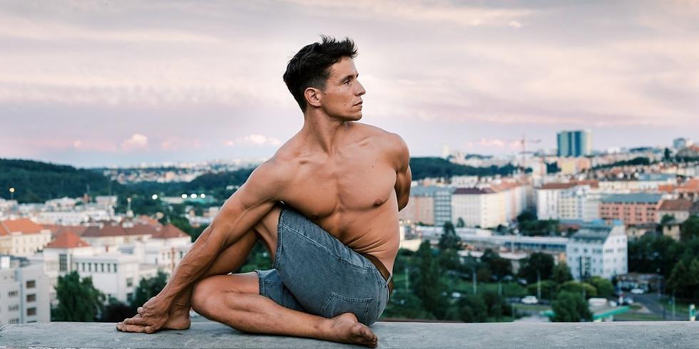 ZRUŠENO - Yoga & Movement Flow Immersion Vol II
