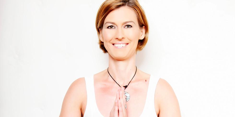 Relaxační víkend s jógou a léčivou meditací s Andreaou Mlynaříkovou