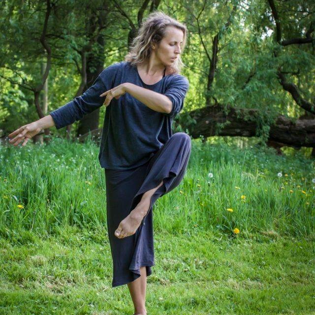 Letní soustředění : Taneční technika a Tvorba - Mirka Papajíková
