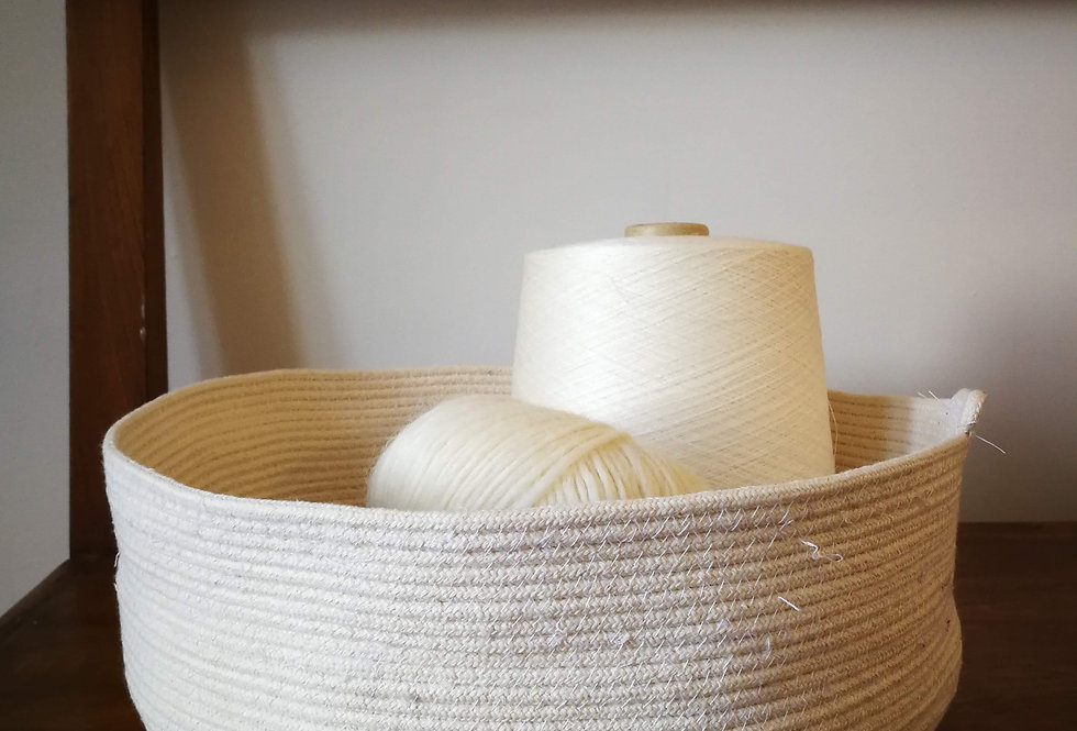 Panier coton Taille XL