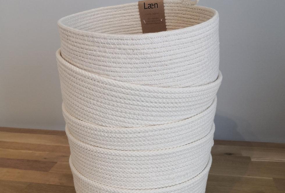 Panier en coton (taille M)
