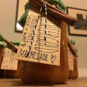 Wintergold – Rezept für eine besondere Marmelade
