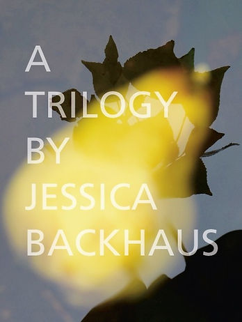 Jessica Backhaus A Trilogy Rémi Coignet, Jean Dykstra, Matthias Harder Kehrer verlag