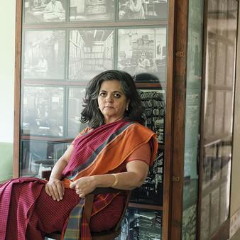 Une conversation avec Dayanita Singh
