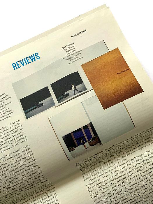 The Photobook Review Spring 2012 Paul Graham The Present Mack Markus Schaden Aperture Böhmkobayashi Greger Ulf Nilson Rémi Coignet