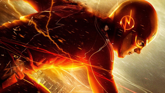 The Flash.  Is he the Greatest Superhero?