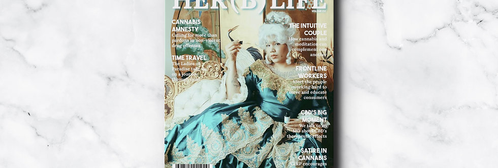 The Herblife Magazine Vol 2.