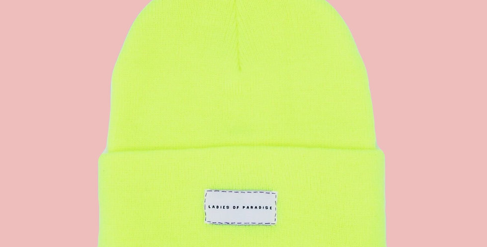 Ladies of Paradise Beanie